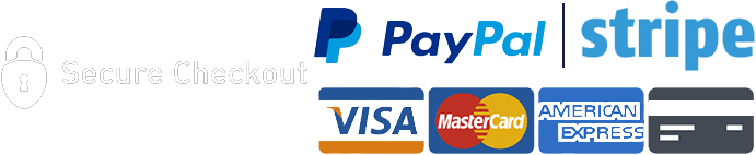 Secure payments with PayPal and Stripe